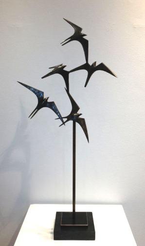 Ian Pollock - Swallows